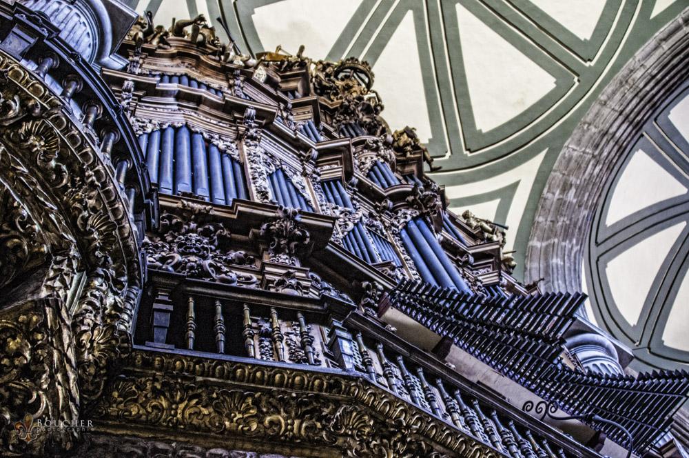 Pipe Organ (Catedral Metropolitana)