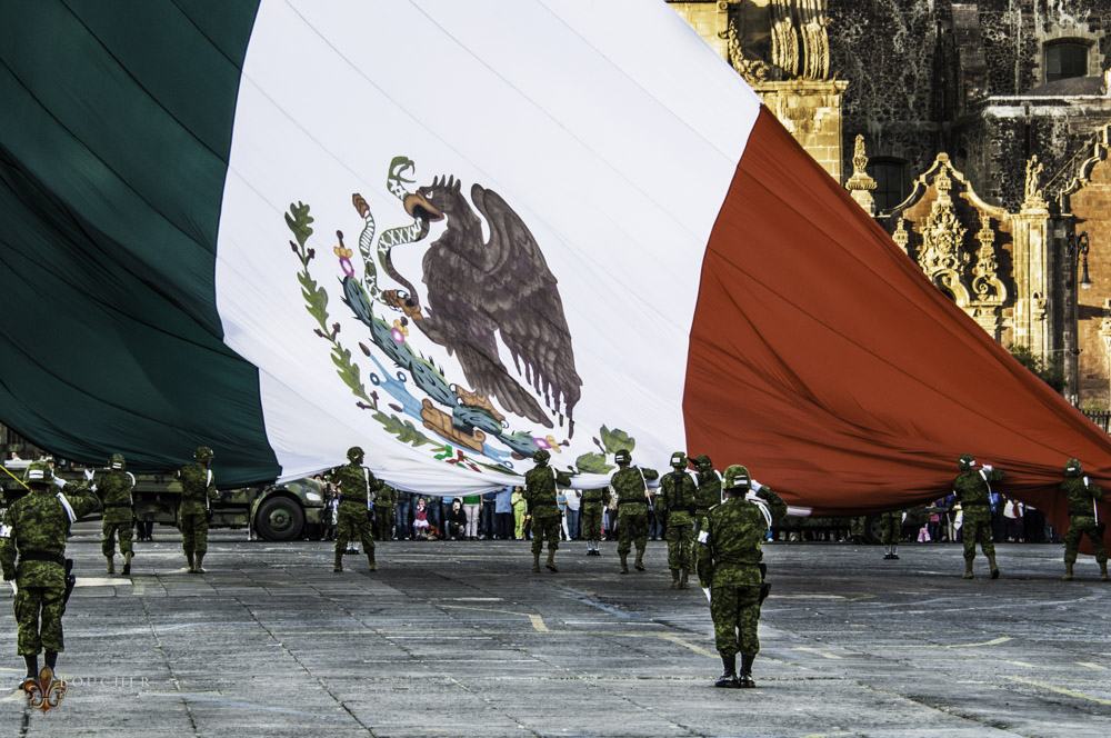 Retiring the Flag